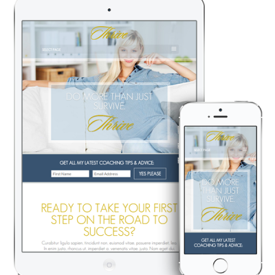 Thrive Child Theme for Divi