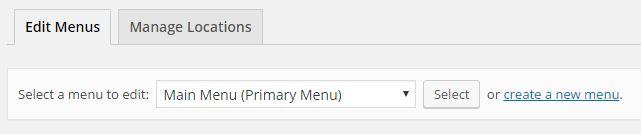 Adding subtitles to the primary menu tutorial for divi