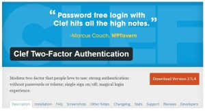 clef-two-factor-authentication