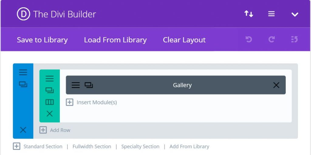 How to Add Links to the Divi Gallery Module and Show Captions on Hover