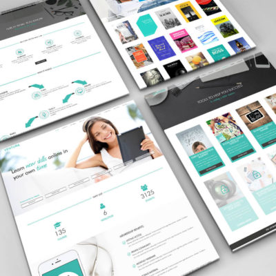 Ventura Child Theme for Divi and LifterLMS