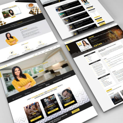 Maven Child Theme for Divi