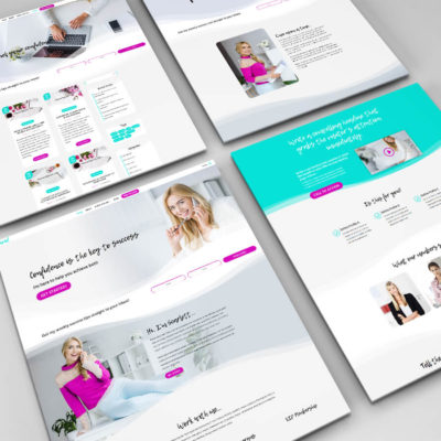 Vivid coaching child theme for divi